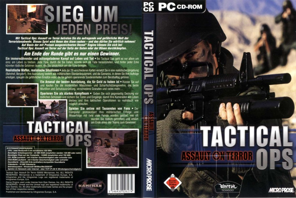 Tactical Ops - PC