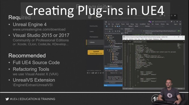 Creating Plugins in UE4